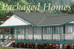 Package homes hardware hawaii for Hawaii package homes